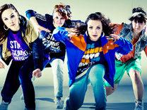 Street dance (hip hop) uudet alkeistunnit