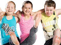8-11-vuotiaiden tanssileiri talvilomaviikolla
